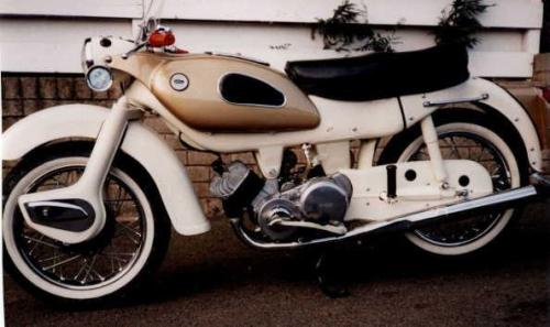 Arial Golden Arrow my 1st Machine