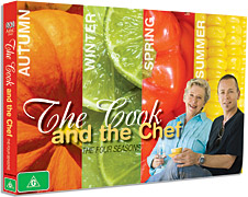 The Cook and the Chef DVD