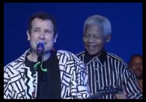 Mandella Johnny Clegg