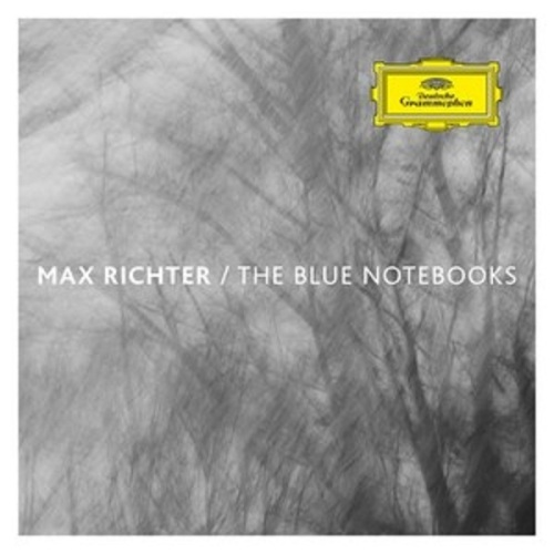 Max Richter Blue Notebooks
