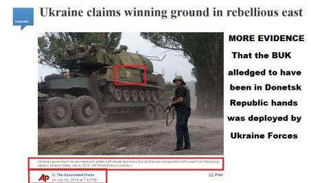 Ukraine Buk 321 Meme